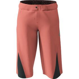 Zimtstern StarFlowz Shorts Damer, living coral/black